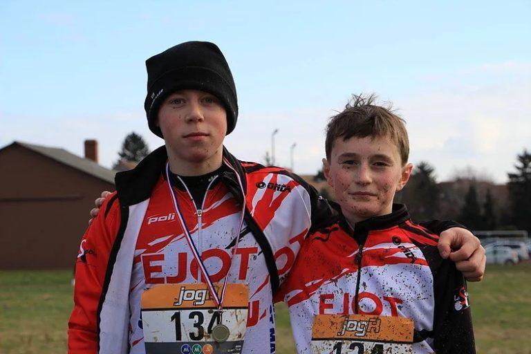 Champions d'Alsace Bike & Run !