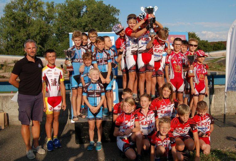La Steigeoise remporte le Trophée Cartonnage Piste
